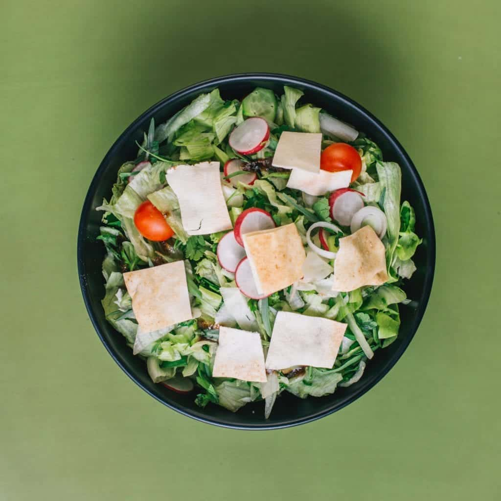 Turn Your Greens Into Meal With These Healthy Grain Salad Recipe